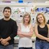 POSICIONES PARA TRABAJAR EN EL LABORATORIO de Biología Molecular y Celular de Lípidos