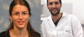 "Two local scientists awarded by the International Organization ""Human Frontier Science Program"""