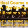 Curso práctico avanzado de RMN en células vivas y Simposio sobre modificaciones postraduccionales de proteínas por RMN