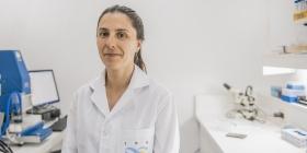 Científica del IBR finalista en un premio internacional de la revista Nature