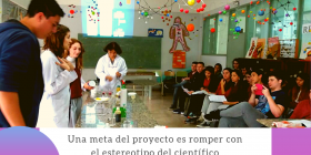 Libreciencia, un proyecto de alfabetización científica del IBR