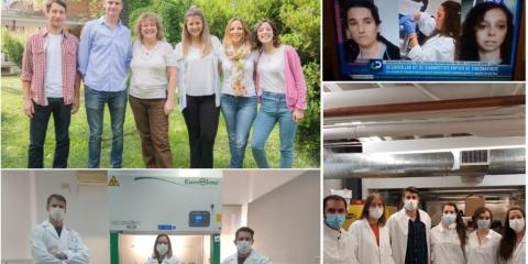 El IBR comprometido en la lucha contra la pandemia COVID-19