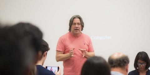 Incorporación del Dr. Alejandro Vila a la Academia Nacional de Ciencias